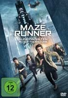 Maze Runner 3 - Die Auserwählten In Der Todeszone - [The Death Cure] - [DE] DVD