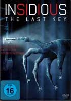 Insidious The Last Key - [DE] DVD