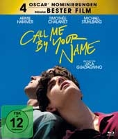 Call Me By Your Name - [DE] BLU-RAY