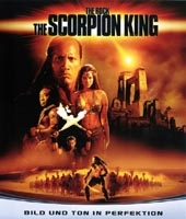 The Scorpion King - [DE] BLU-RAY