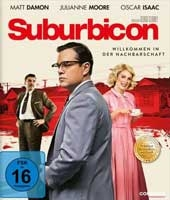 Suburbicon - [DE] BLU-RAY
