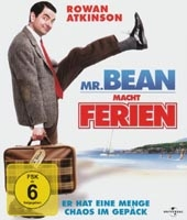 Mr Bean Macht Ferien - [Mr Bean's Holiday] - [DE] BLU-RAY