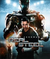Real Steel - [IT] BLU-RAY englisch