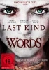 Last Kind Words - [DE] DVD
