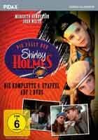 Die Fälle Der Shirley Holmes - [The Adventures Of Shirley Holmes] (TV 1997-2000) - Staffel 4 - [DE] DVD
