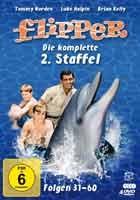 Flipper (TV 1964-1967) - Staffel 2 - [DE] DVD
