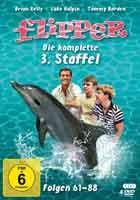Flipper (TV 1964-1967) - Staffel 3 - [DE] DVD