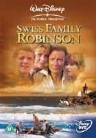 Dschungel Der Tausend Gefahren - [Swiss Family Robinson] - [UK] DVD englisch