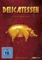 Delicatessen - (Remastered Edition) - [DE] DVD