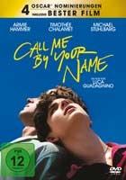 Call Me By Your Name - [DE] DVD