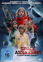 Space Assassins - [Assassinaut] - [DE] DVD