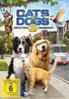 Cats & Dogs 3 - Pfoten Vereint - [Cats & Dogs 3 - Paws Unite] - [DE] DVD