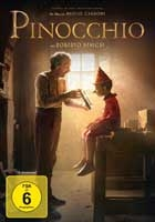 Pinocchio (2019) - [DE] DVD