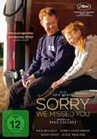Sorry We Missed You - [DE] DVD