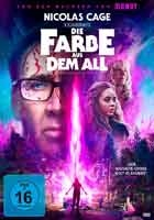 Die Farbe Aus Dem All - [Color Out Of Space] - [DE] DVD