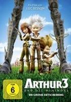 Arthur Und Die Minimoys 3 - Die Grosse Entscheidung - [Arthur Et La Guerre Des Deux Mondes] - [DE] DVD