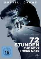 72 Stunden - [The Next Three Days] - [DE] DVD