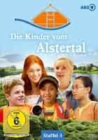 Die Kinder Vom Alstertal (TV 1998-2004) - Staffel 3 - [DE] DVD