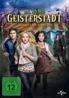 R L Stine's Geisterstadt - Kabinett Des Schreckens - [RL Stine's Monsterville - The Cabinet Of Souls] - [DE] DVD
