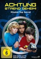 Achtung Streng Geheim - [Mission Top Secret] (TV 1994) - [DE] DVD