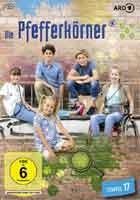 Die Pfefferkörner - TV Staffel 17 - [DE] DVD