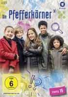 Die Pfefferkörner - TV Staffel 15 - [DE] DVD