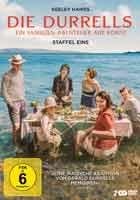 Die Durrells - Ein Familien-Abenteuer Auf Korfu (TV 2016) - Staffel 1 - [DE] DVD