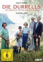 Die Durrells - Ein Familien-Abenteuer Auf Korfu (TV 2016-2019) - Staffel 2 - [DE] DVD