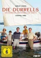 Die Durrells - Ein Familien-Abenteuer Auf Korfu (TV 2016-2017) - Staffel 3 - [DE] DVD