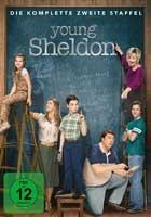 Young Sheldon (TV 2018) - Staffel 2 - [DE] DVD
