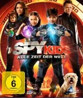 Spy Kids - Alle Zeit Der Welt - [Spy Kids - All The Time In The World In 4D] - [DE] BLU-RAY