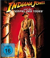 Indiana Jones Und Der Tempel Des Todes - [Indiana Jones And The Temple Of Doom] - [DE] BLU-RAY