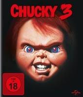 Chucky 3 - [Child's Play 3] - [DE] BLU-RAY