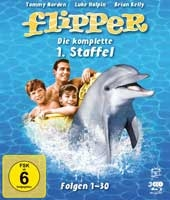 Flipper (TV 1964-1967) - Staffel 1 - [DE] BLU-RAY