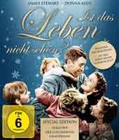 Ist Das Leben Nicht Schön - [It's A Wonderful Life] - (Filmjuwelen Edition) - [DE] BLU-RAY