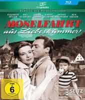 Moselfahrt Aus Liebeskummer - [DE] BLU-RAY