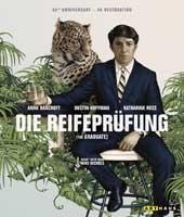 Die Reifeprüfung - [The Graduate] - (50th Anniversary Edition) - [EU] BLU-RAY
