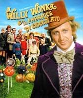 Willy Wonka & Die Schokoladenfabrik - [Willy Wonka & The Chocolate Factory] - [IT] BLU-RAY