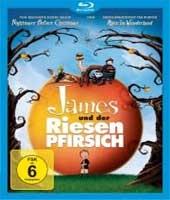 James Und Der Riesenpfirsich - [James And The Giant Peach] - [DE] BLU-RAY
