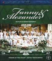 Fanny Und Alexander - [SE] BLU-RAY schwedisch