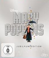 Mary Poppins - [DE] BLU-RAY