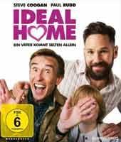 Ideal Home - Ein Vater Kommt Selten Allein - [DE] BLU-RAY