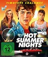 Hot Summer Nights - [DE] BLU-RAY