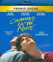 Call Me By Your Name - [IT] BLU-RAY