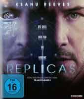 Replicas - [DE] BLU-RAY