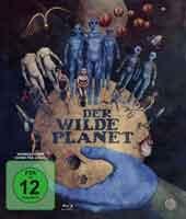 Der Wilde Planet - [La Planete Sauvage] - [DE] BLU-RAY