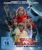 Space Assassins - [Assassinaut] - [DE] BLU-RAY