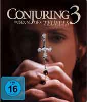 Conjuring 3 - Im Bann Des Teufels - [The Conjuring - The Devil Made Me Do It] - [DE] BLU-RAY