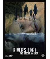 Das Messer Am Ufer - [River's Edge] - [EU] BLU-RAY + DVD