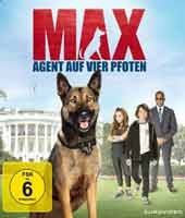 Max - Agent Auf Vier Pfoten - [Max 2 - White House Hero] - [DE] BLU-RAY